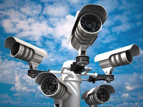 دوربین مدار بسته نظارتی
