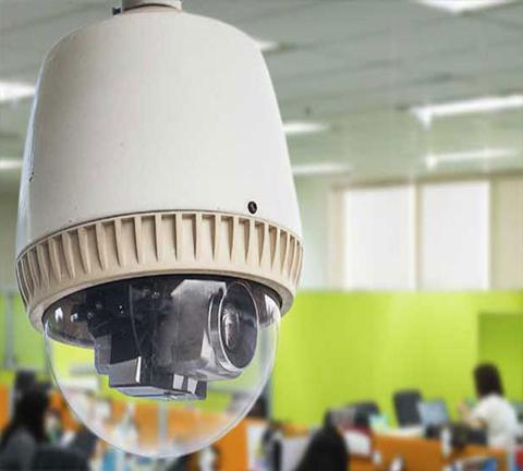دوربین مدار بسته در مراکز آموزشی